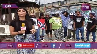 Real Gully Boy - मिलिए धारावी के मल्टीटैलेंटेड रैपर्स से LIVE शिवांगी ठाकुर के साथ मुंबई तक पर|
