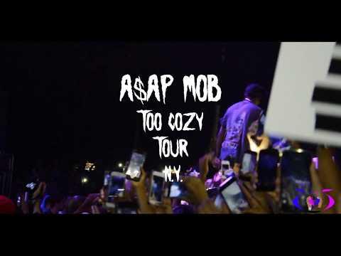 Too Cozy Tour Live 2017 (Asap Rocky + A$ap Mob + Playboi Carti + Smooky Margielaa + KEY!)