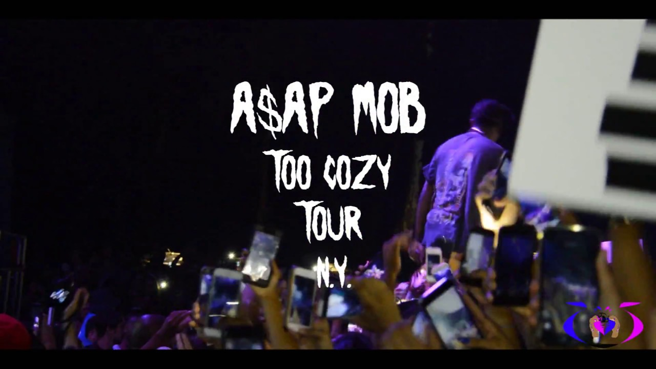 Asap Rocky Tour Nyc