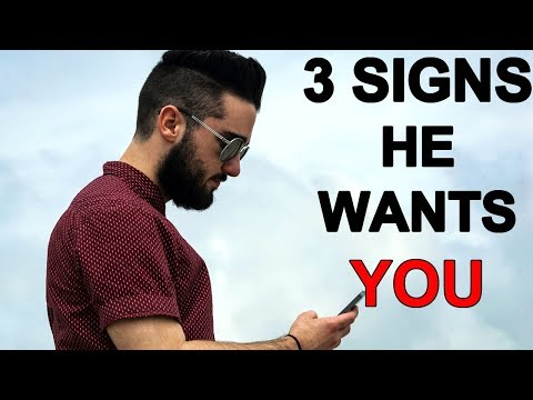 How to Tell If He REALLY Likes You (3 signs your man is committed) from YouTube · Duration:  5 minutes 44 seconds