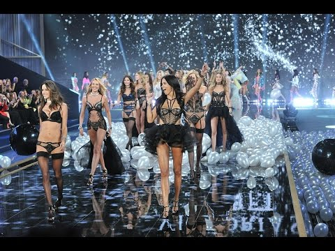 Видео: Victorias Secret Fashion Show London 2013 Full HD
