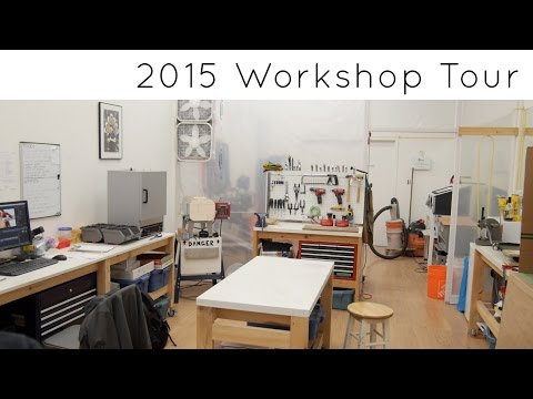 Gough Custom 2015 Workshop Tour