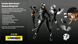 Fortnite:Battle Royale - Shadows Rising Pack
