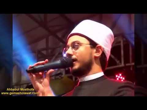 Sholawat Qomarun Khairol Bariyah oleh Mustafa Atef feat Habib Syech Assegaf