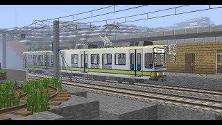 Minecraft【RTM】ATC自動化測試線 ATC Test line(電車でD ?!)