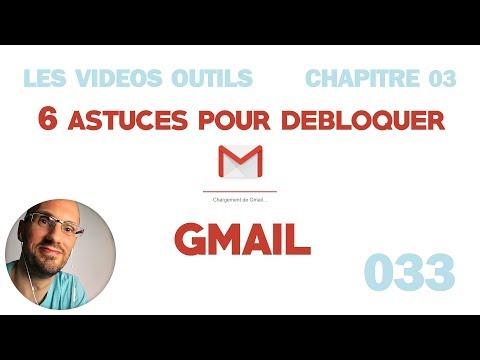 Gmail Bloqué ? 6 Astuces Pour Accéder à Vos Mails Gmail
