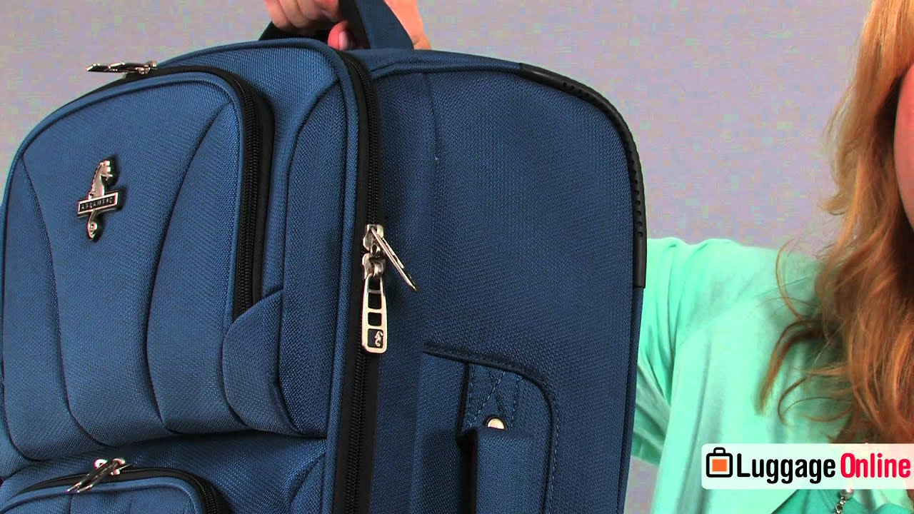 Atlantic Compass Collection Review by LuggageOnline.com - Luggage Online