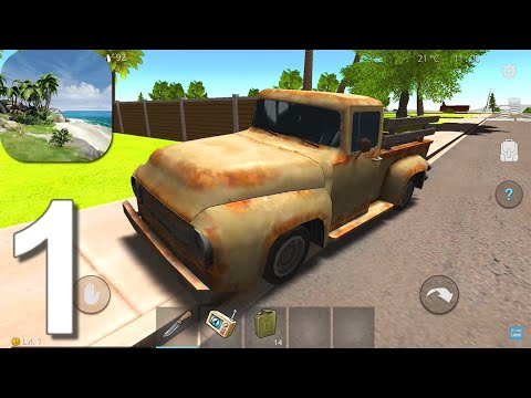 Ocean Is Home : Island Life Simulator - Gameplay Walkthrough Part 1 (Android, iOS)