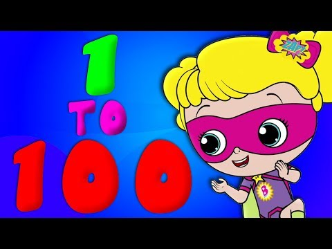 Bottle Squad - Numbers Adventure - Numbers 1 To 100 - Learn Numbers - Kids Videos - 123 Number Song - 동영상