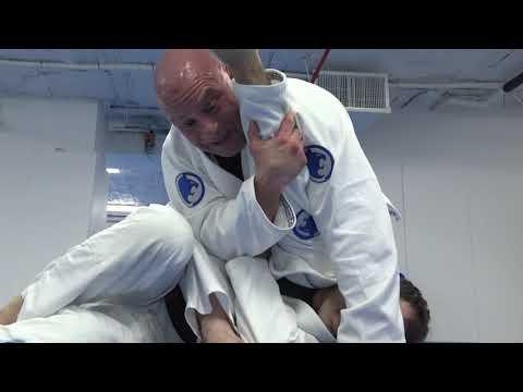 Matt Serra teaches a class at Renzo Gracie Jiu-Jitsu Upper West Side