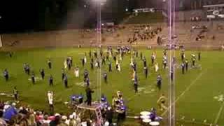 ECHS Blue Devil Marching Band - The Incredits