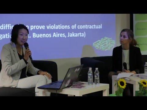 Satoko Kishimoto: Odzyskać publiczną wodę   Reclaiming public water