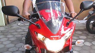 Premium Motor Sport Honda CBR 150R Body Engine Start Sound