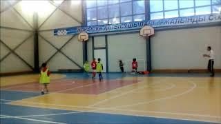 Детский футбол.Уральск.Арсен (март 2018)