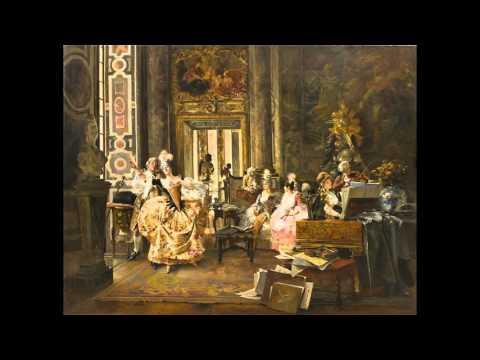 Marais, d'Anglebert, Forqueray : Music in Versailles, Gustav Leonhardt & Kuijken
