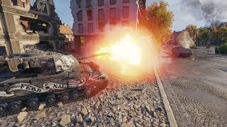 03.10.2018    World of tanks  С добрым утром РАНДОМ