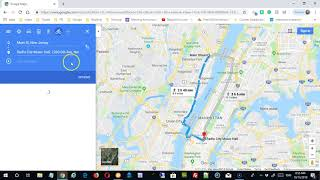 Google Maps: Getting Directions