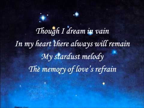 Willie Nelson-Stardust (with Lyrics)