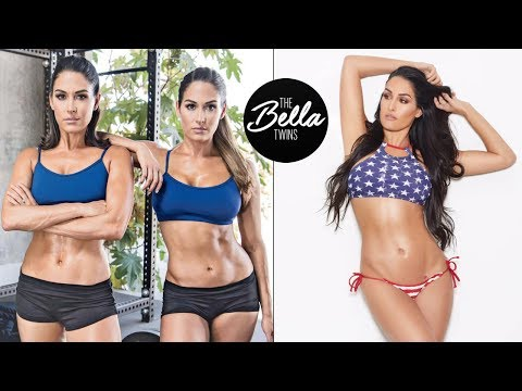 THE BELLA TWINS RETURN UPDATE + THEIR NEW WWE PROJECT (NIKKI AND BRIE BELLA)