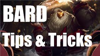 Bard Tips & Tricks Compilation! League of Legends