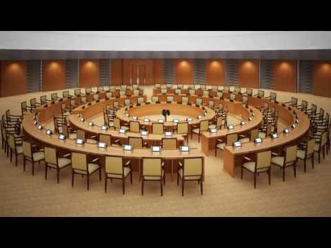 VIVALDICOMM: TAIDEN New Generation Paperless Multimedia Congress System