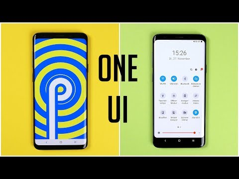 Samsung Galaxy S9 & S9+ - One UI & Android 9.0 Pie Update Review (Deutsch) | SwagTab