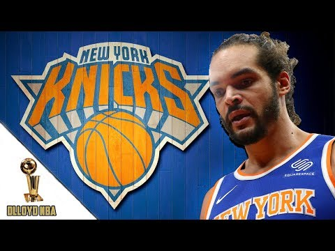 Joakim Noah Still Away From New York Knicks!!! The Knicks Want A Buyout But Does Noah Want One?