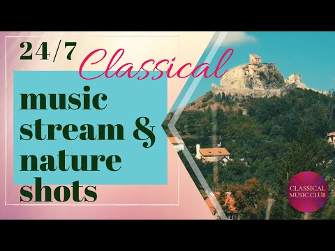 Classical Music Clubs Best: 24/7 Mozart, Vivaldi, Tchaikovsky for Relaxing, Studying, Reading