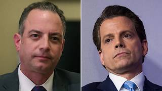 Scaramucci insults Priebus, Bannon in New Yorker interview thumbnail
