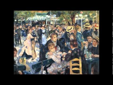 Bal Du Moulin De La Galette (Renoir)