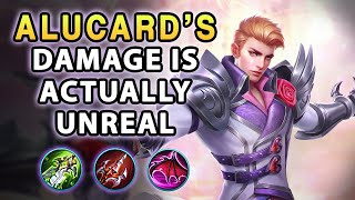 Download Alucard's Damage Is Actually Quite Unreal | Mobile Legends
