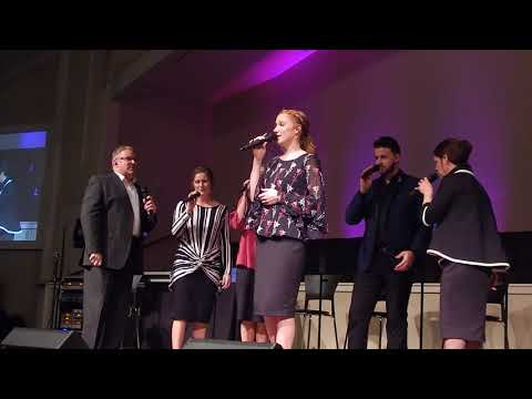 The Collingsworth Family sing This Is My Fathers World