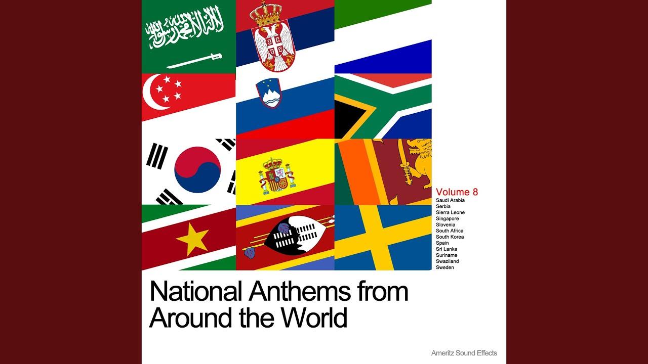 Singapore National Anthem Youtube