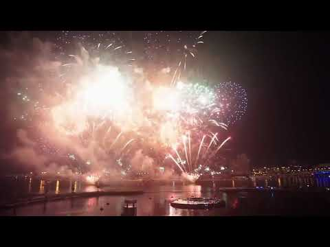 New Year's Celebration | Dubai Festival City Mall
