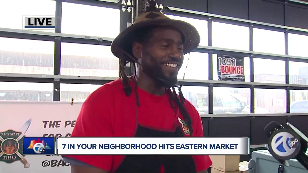 7 In Your Neighborhood: Flavors of Detroit Summer Festival