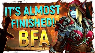 Blizz Yield on BFA's Most Controversial Change, Reforging Returns & War Mode Is EPIC | BfA Update