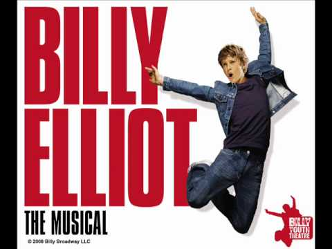 Electricity -  Billy Elliot instrumental (piano)