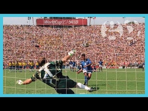 USA 1994: Penalty Fails & Ponytails | The Way The Cup Was Won