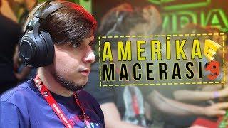 MACERA DOLU AMERİKA VLOG ! #E3