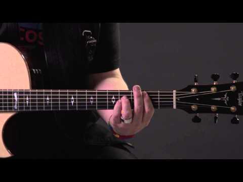 BJ Putnam - Glorious Guitar Tutorial