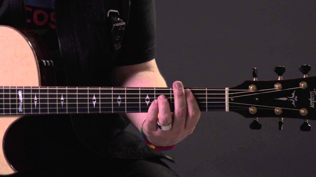 Bj Putnam Glorious Guitar Tutorial Youtube