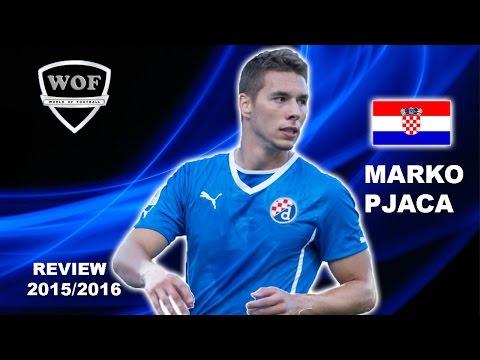 MARKO PJACA | Dinamo Zagreb | Goals, Skills, Assists | 2015/2016 (HD)