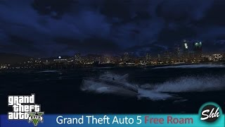 Gta 5 Free Roam Gameplay PC No Commentary