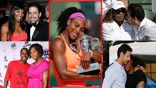 Serena Williams Is Asked About Dating Lewis Hamilton