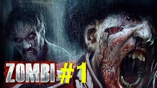 ZOMBI - Parte 1 - PS4 -Gameplay / Playthroght PT-B