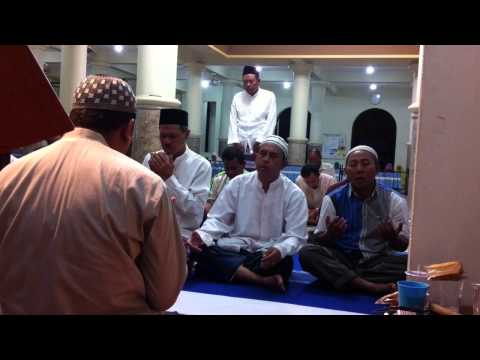 Dzikir dan do'a ustadz Muhammad Alfan