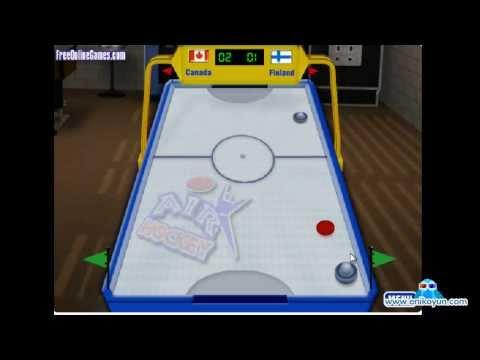 Buz Hokey Oyunu İlk Bakış - Enik Oyun