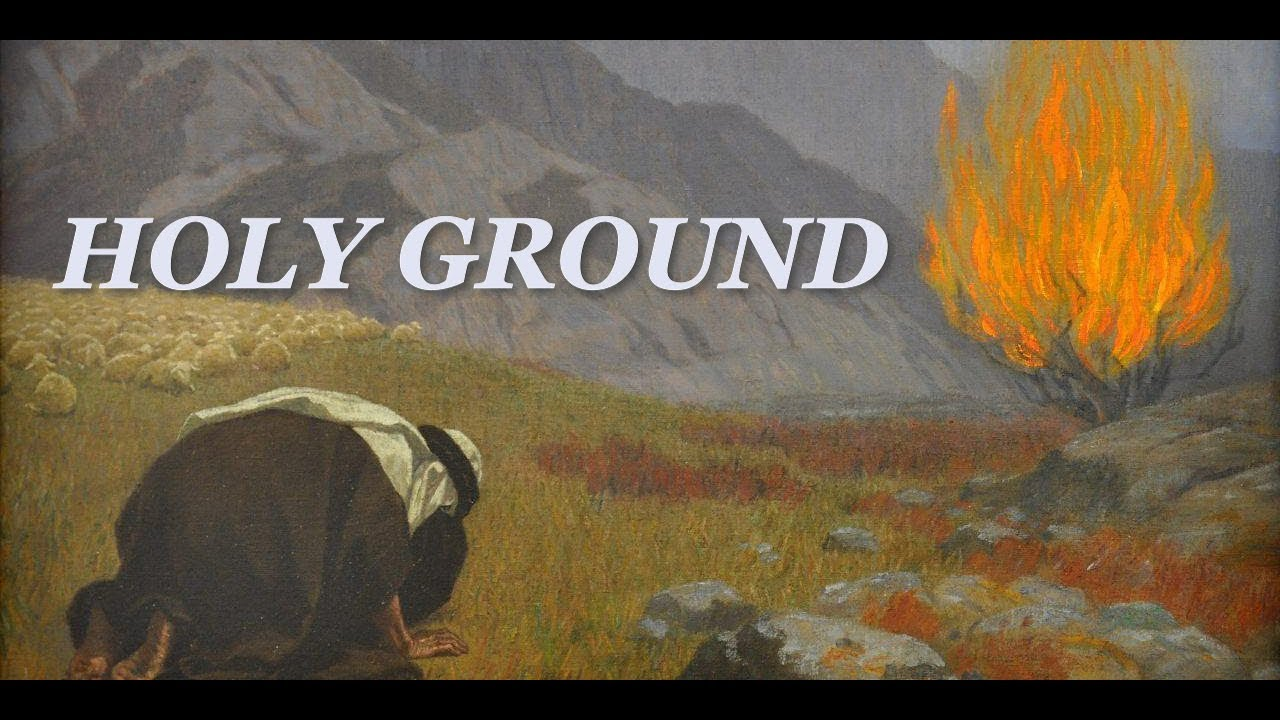 Holy Ground /Christian song/ Sacred piano solo/Church music/ Gospel song/  가스펠송