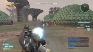 Defiance 2050 Ps4 arkfall xp\weapon salvage