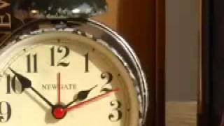 Newgate Ritz Alarm Clock From Www.handsandface.com